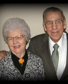 Pastor Ted and Rose Marie Madonna
